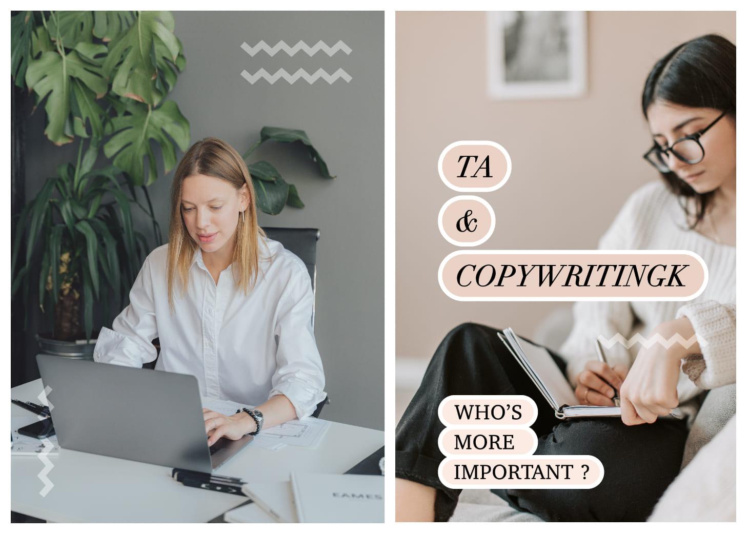 【行銷人】「文案與TA」的愛恨情仇 —— 感人文案就是TA的菜?一TA足代表所有TA? TA & Copywritingk.... Who's more important?