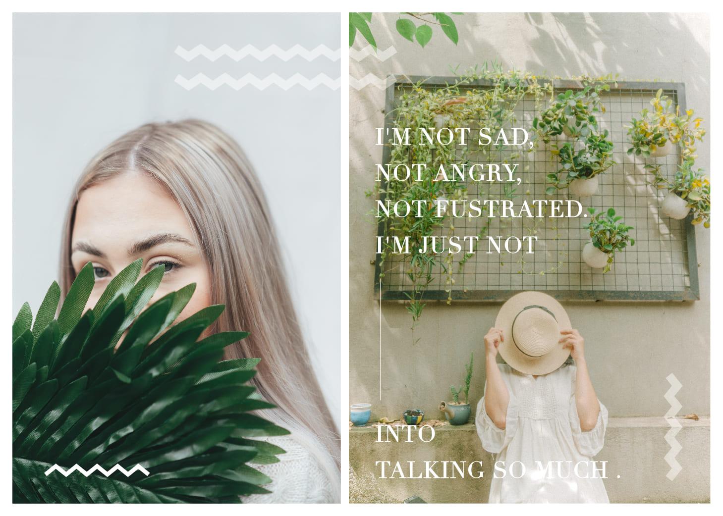 內向者的小劇場:「你先嗨,我OK!」擅於自處的安靜角色,不說話不代表耍孤僻 Letter From Introvert 'I'm not sad, not angry, not fustrated. I'm just not into talking so much.'