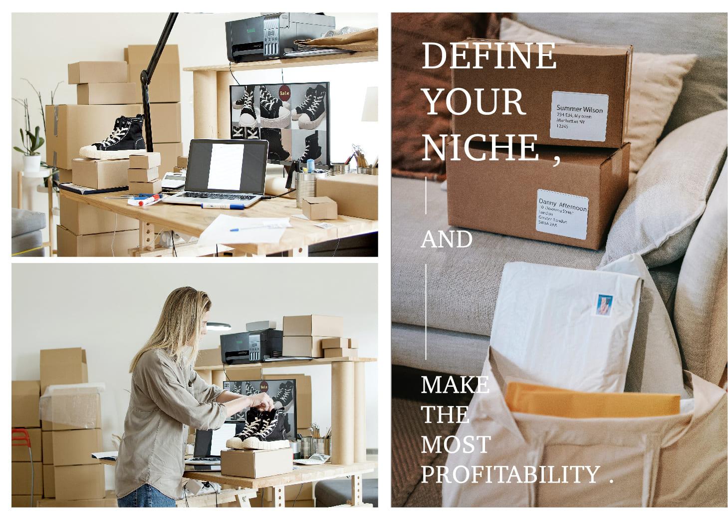 小眾≠沒錢賺!新創電商起步攻略:「利基市場」成為小客群中的領頭羊 3大獨特性需掌握Define your niche, and make the most profitability.
