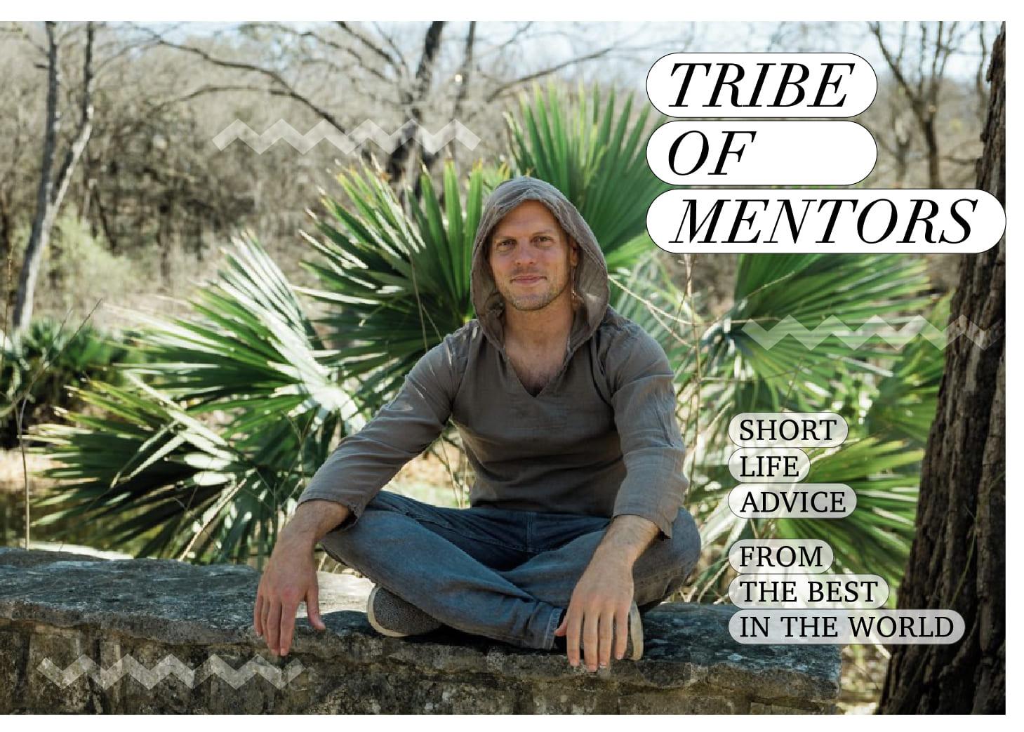 人生給的答案,就在手裡!「音頻界的歐普拉」提摩西.費里斯與大師們的解惑全手冊Tribe of Mentors: Short Life Advice from the Best in the World