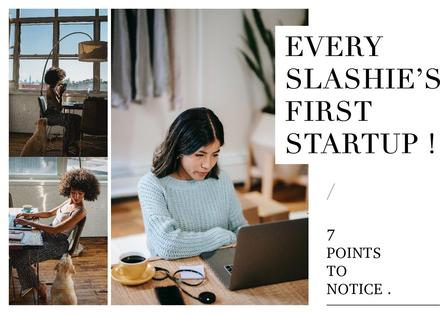 時下最夯「斜槓青年/微創業」7要點!暢銷書《一人公司》作者提忠告 Every Slashie's first startup! 7 Points To Notice