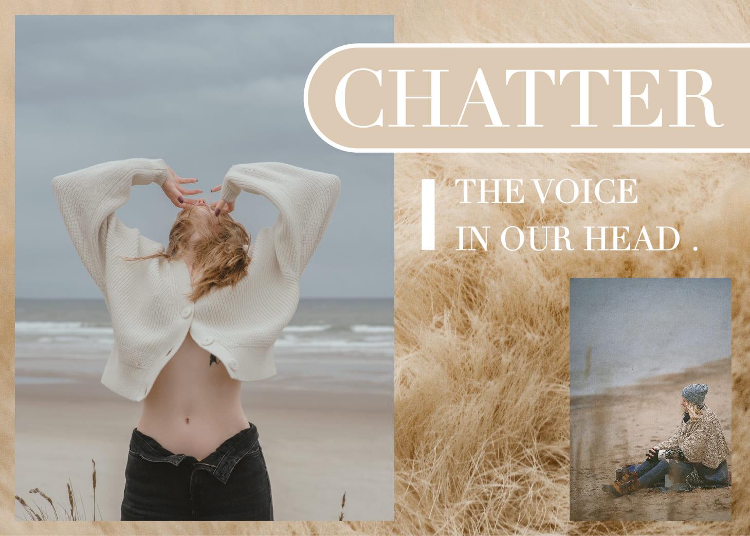 強大內心的自我對話:「腦海太多負面情緒⋯⋯沒關係,聽它說」療癒五部曲 CHATTER / The Voice in Our Head