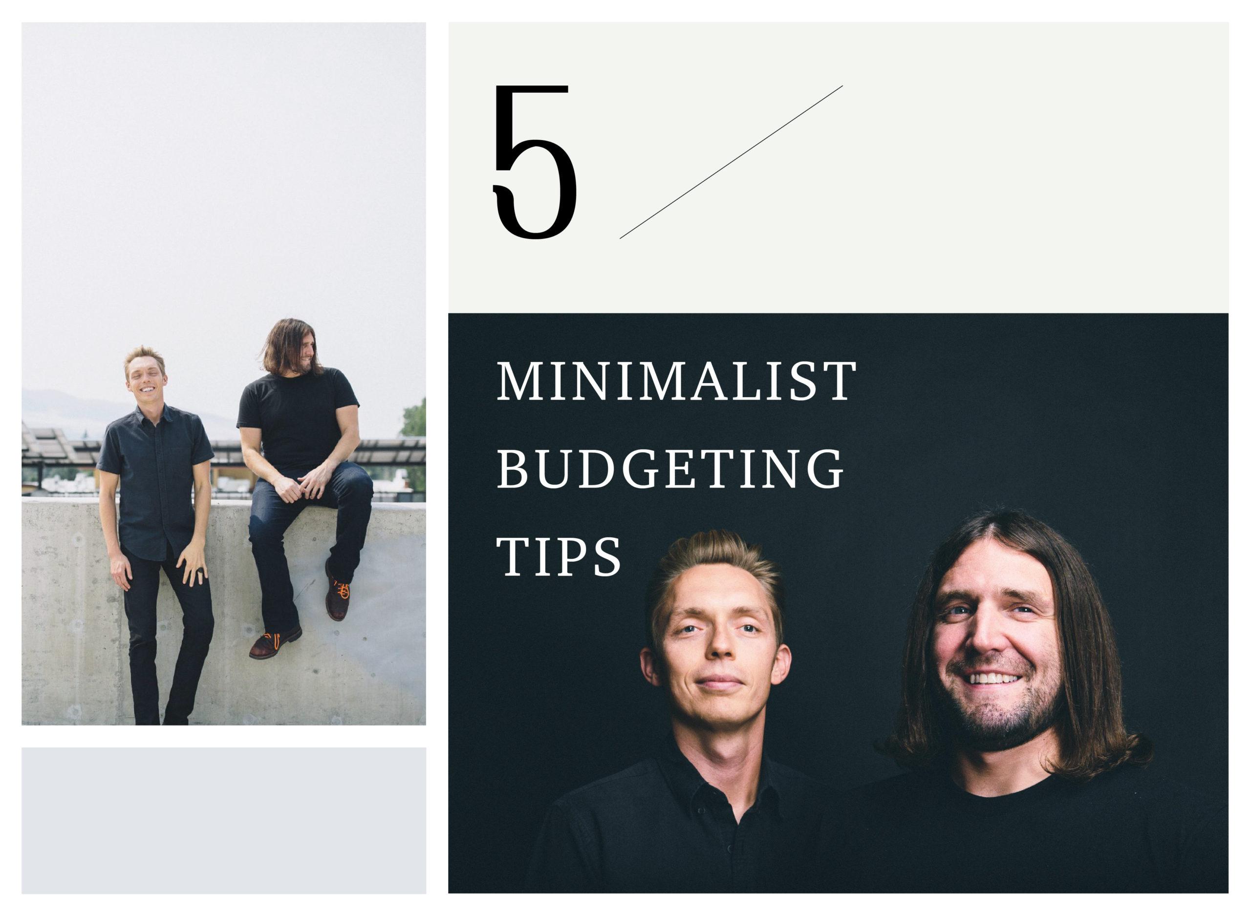 極簡達人教你越省越多!5個實用「金錢管理」Tips
