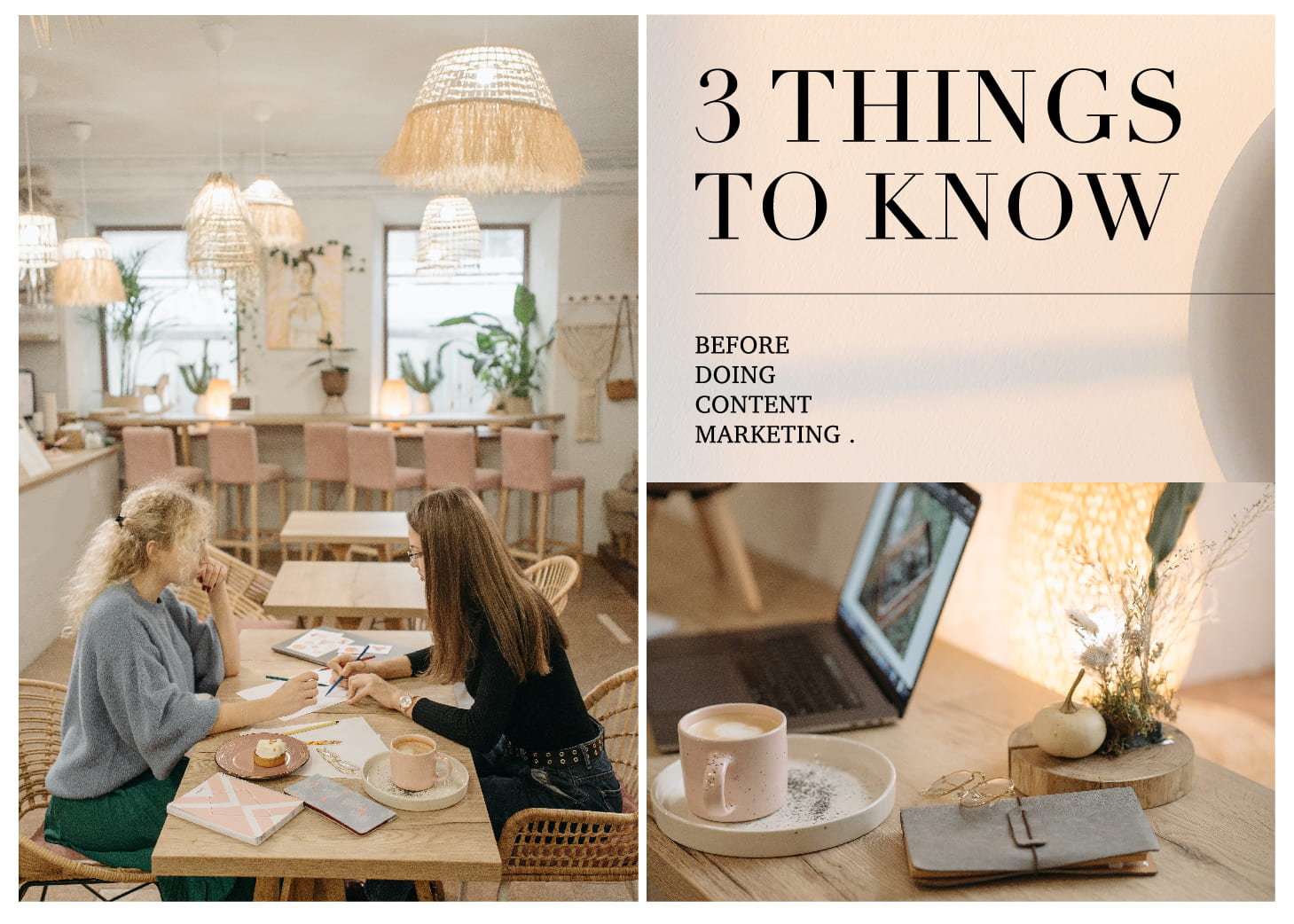 3 Things To Know Before Doing Content Marketing【行銷人】你的「行銷文案」夠吸引人嗎?做內容行銷前,需要先思考的3件事