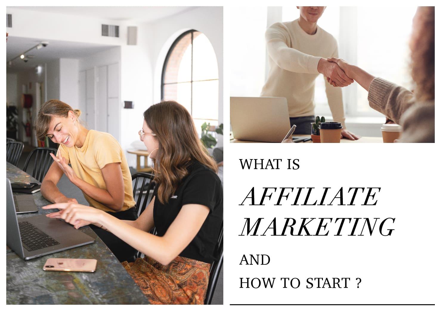 網紅都怎麼賺錢?創業人不可不知的「聯盟行銷」!打造高品質無痕業配文What Is Affiliate Marketing And How To Start?