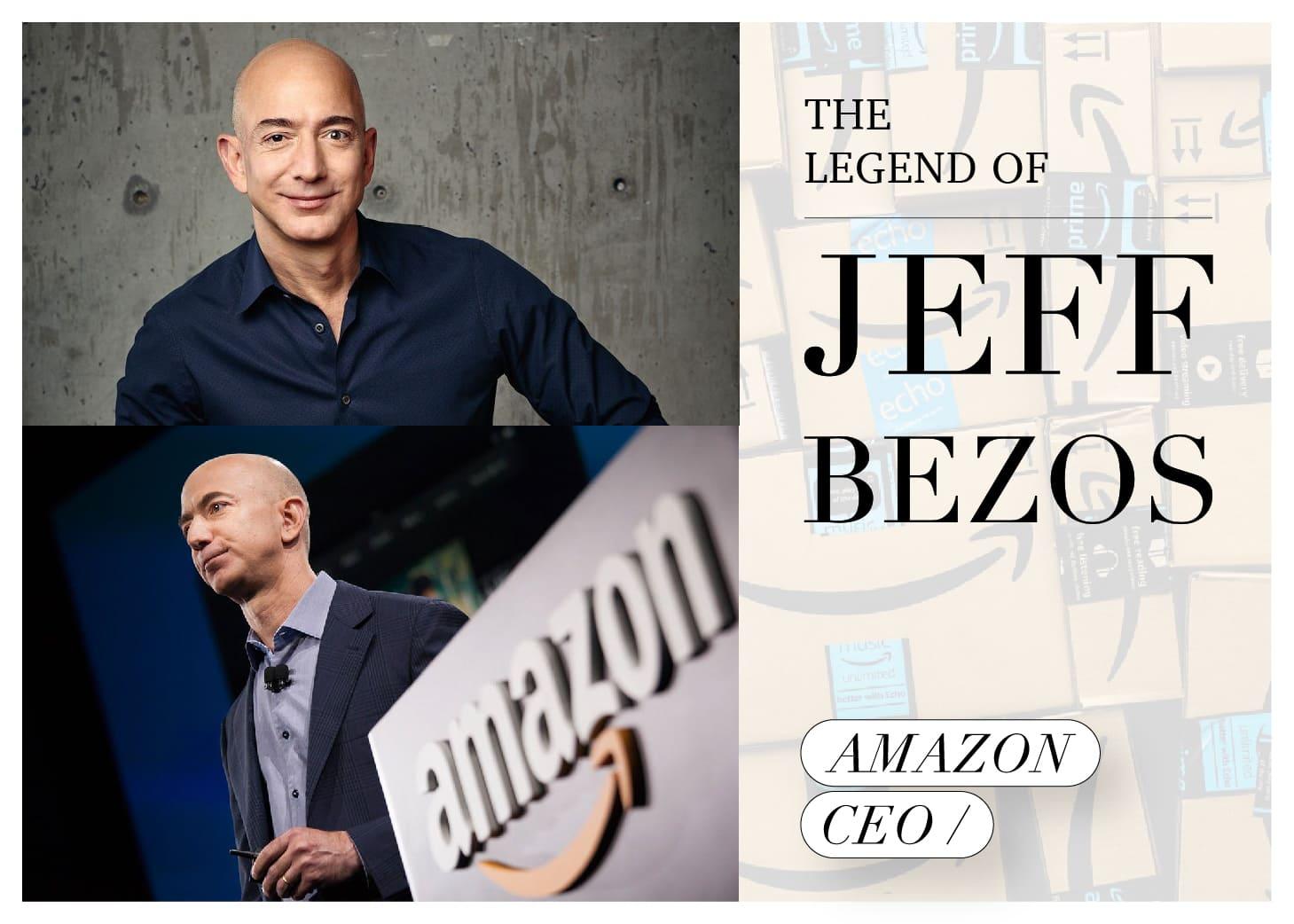 100個應該認識「電商傳奇」的理由 —— Amazon CEO 貝佐斯「顛覆致勝,稱霸全球」 The Legend of Jeff Bezos, Amazon CEO