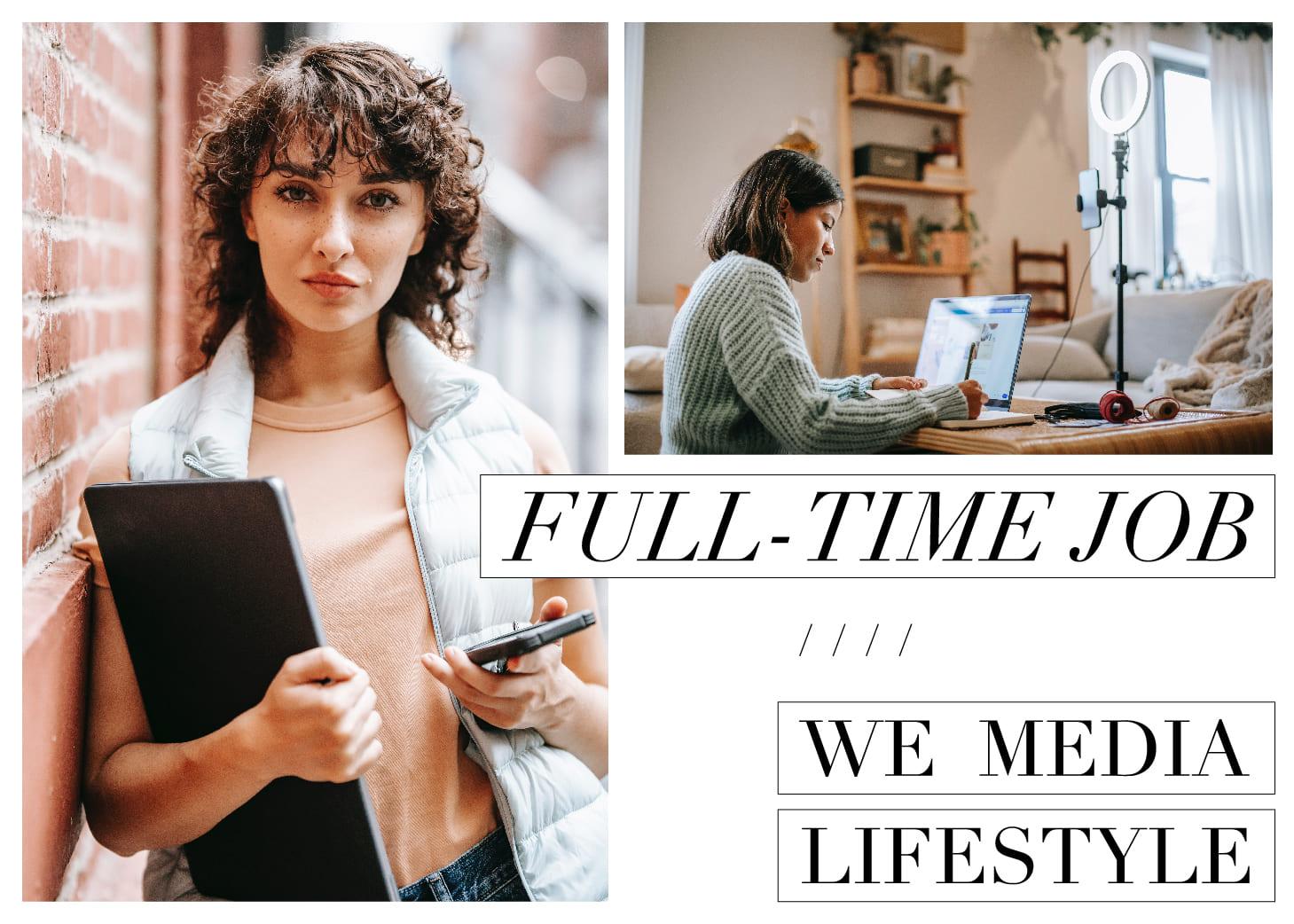 斜槓青年|辭呈先別遞!「斜槓族」可以兩全其美嗎?3種不影響生活的副業法則 Full-time Job / We Media/Lifestyle