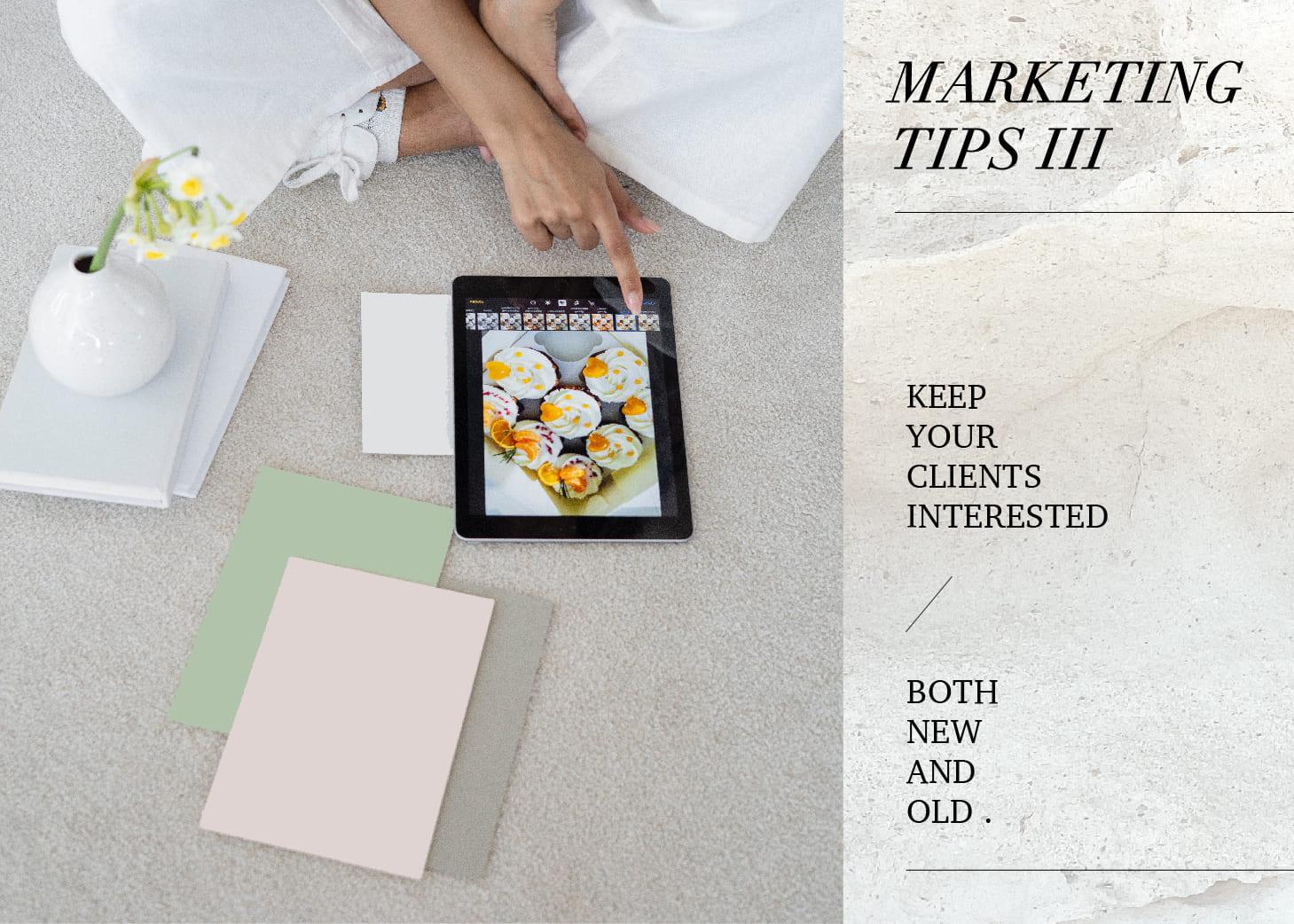 【行銷人】品牌經營有道之三 — 「新舊客戶」都買單!讓消費者心花怒放的小妙招
